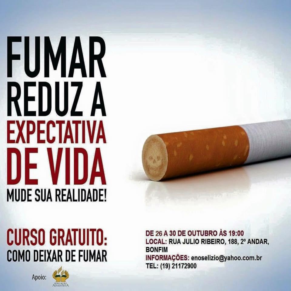 O audiofile como deixar de fumar